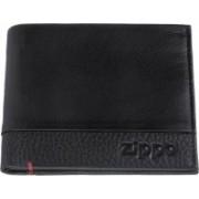 Kožená rozkládací peněženka na kreditní karty Zippo 44144