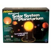 Sistem solar motorizat New Design Educational Insights