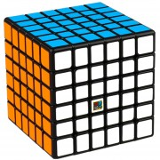 Cubo Magico Rompecabezas Magic Cube MF8843 6x6-Base Negra