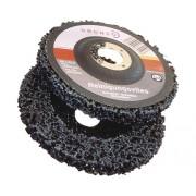 Disc de curatat si lustruit Dronco Ø115x22,23 mm