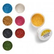 Decora Azúcar brillante de colores de 9 g - Decora - Color Dorado