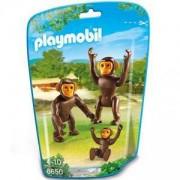 Комплект Плеймобил 6650 - Семейство шимпанзета, Playmobil, 291201