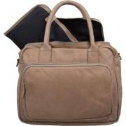 Cowboysbag Luiertassen Diaper Bag Monrose Beige