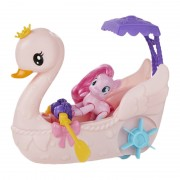 Set vaporas si ponei Pinkie Pie Little Pony, 3 ani+