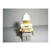 Lego Adventurers Baron Von Baron Minifigure