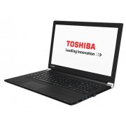 "Toshiba Satellite R50-C 6th gen Notebook Celeron Dual 3855U 1.60Ghz 4GB 500GB 15.6"" WXGA HD IntelHD BT Win 10 Pro"