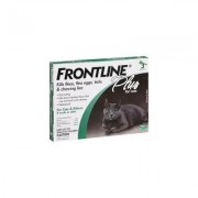 Frontline Plus Cats 6 Doses