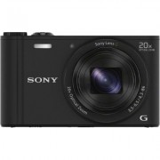 Sony Cyber-Shot DSC-WX350 Super Zoom Kamera, 18,2 Megapixel, 20x opt. Zoom, 7,5 cm (3 Zoll) Display