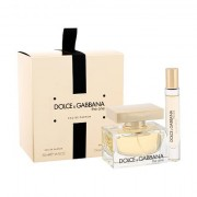 Dolce&Gabbana The One confezione regalo eau de parfum 50 ml + eau de parfum 7 ml donna