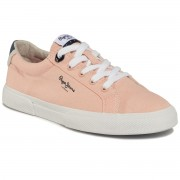Гуменки PEPE JEANS - Kenton Basic Woman PLS30990 Washed Rose 313