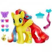 Пони с аксесоари модно пони FLUTTERSHY, My Little Pony, Hasbro, 5010994773625