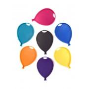 Liragram Peso para globos de 15 g con forma de globo - Color Naranja