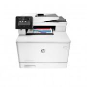 HP Color Laserjet M377DW [WiFi+duplex] színes multifunkciós lézernyomtató