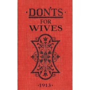 Don'ts for Wives, Hardcover