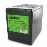 Batterij 9V/130Ah