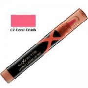 Червило за устни Max Factor Lipfinity Lasting Lip Tint, С дълготраен ефект, 07 Coral Cursh