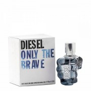 Diesel Only The Brave Eau De Toilette Spray 50 Ml