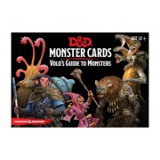 Gale Force Nine Dungeons & Dragons Monster Cards: Volo's Guide to Monsters *English Version*