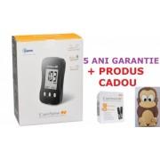 CareSens N glucometru + 250 teste, testare rapida si precisa, nu necesita codare + CADOU husa protectie Monkey