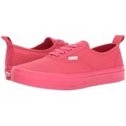 Vans Authentic Elastic Lace (Little KidBig Kid) (Mono) Paradise Pink