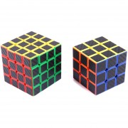 2PCS Magic Cube 3x3x3 & 4x4x4 Cubo Magico Rompecabezas