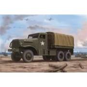 Boss Amerykańska ciężarówka wojskowa White 666 - Hobby Boss 83801