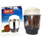 Sky Only Mixer jar 500ml steel mixer jar with heavy aluminum base sharp blade Mixer Juicer Jar(500 ml)