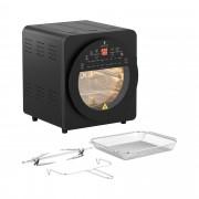 Mini forno elétrico / Fritadeira de ar quente - 12 programas - 1700 W - 14,5 l