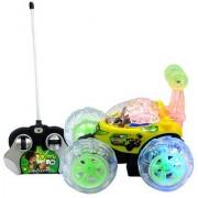 Fantasy India Remote Control Rechargeablestunt Car - Multicolour