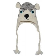 Husky knitted Animal Hat Child - 40 Animals available for child/adult