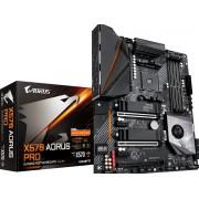 Gigabyte X570 AORUS PRO - moederbord - ATX - Socket AM4 - AMD X570 - USB-C Gen2, USB 3.2 Gen 1, USB 3.2 Gen 2 - Gigabit LAN