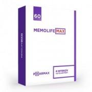 Memolife Max kapszula - 60 db
