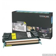 LEXMARK Cartridge for C522/ C524/ C530, yellow - 3000k (C5220YS)