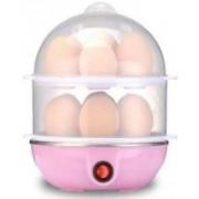 DM MART Egg Boiler 2 layer Egg Cooker egg streamer singel layer-54625 Egg Cooker(14 Eggs)