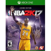 Take 2 Interactive Nba 2k17 Legend Edition Xbox One