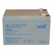 Acumulator plumb acid cu gel Well, 12V, 12Ah
