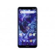 Nokia Nokia 5.1 Plus Smartphone Dual-SIM 32 GB 14.9 cm (5.86 inch) 13 Mpix Android 8.1 Oreo Blauw (glanzend)