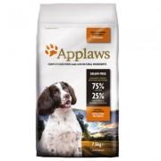 Applaws Dog Adult Small & Medium Breed Chicken - Výhodné balení 2 x 7,5 kg