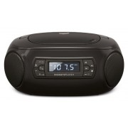 Sistem audio Energy Sistems Boombox 3, 2 W, stereo, Bluetooth, FM Radio, USB, MP3, portabil (Negru)