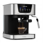 Klarstein Arabica, aparat de cafea espresso, 1050W, 15 bari, 1,5l, control tactil, oțel inoxidabil (TK8-Espresso, 1.5L)