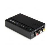 StarTech.com Adaptador Convertidor Escalador HDMI - Video Compuesto RCA Audio Estéreo