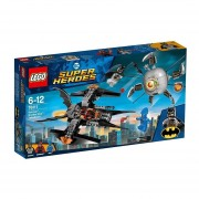 BATMAN ASALTO FINAL CONTRA BROTHER EYE LEGO 76111