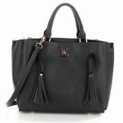 Anna Grace AG00551 чанта в ръката черен