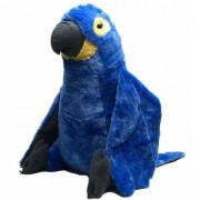 Wild Republic Knuffeldier blauwe papegaai 76 cm