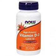 Now Foods now Vitamin D3-1000 IU 180perle