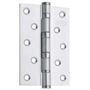 Ball Bearing Door Hinges 5 Inch DH5330SS Pack of 2 Pcs. With Screw