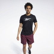 Reebok T-shirt graphique Workout Ready