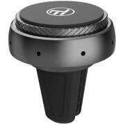 Suport magnetic de telefon pentru ventilatie FreshDot, Odorizant Lamaie, gri