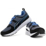 Puma Descendant Alt DP Running Shoes For Men(Black, Grey)
