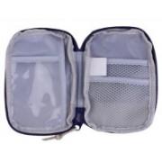 Niyam Mini First Aid Kit Travel Pouch Medicine Storage Bag(Multicolor)